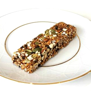 Nature crunch bar